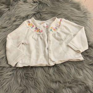 Gymboree Cardigan Baby Girl 18-24